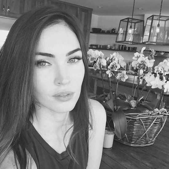 Megan Fox Selfie After Brian Austin Green Split