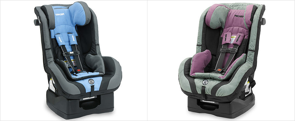 Another Car Seat Is Being Recalled Because of Safety Concerns