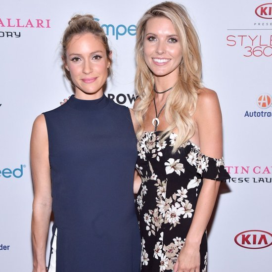 Kristin Cavallari and Audrina Patridge at NYFW Pictures