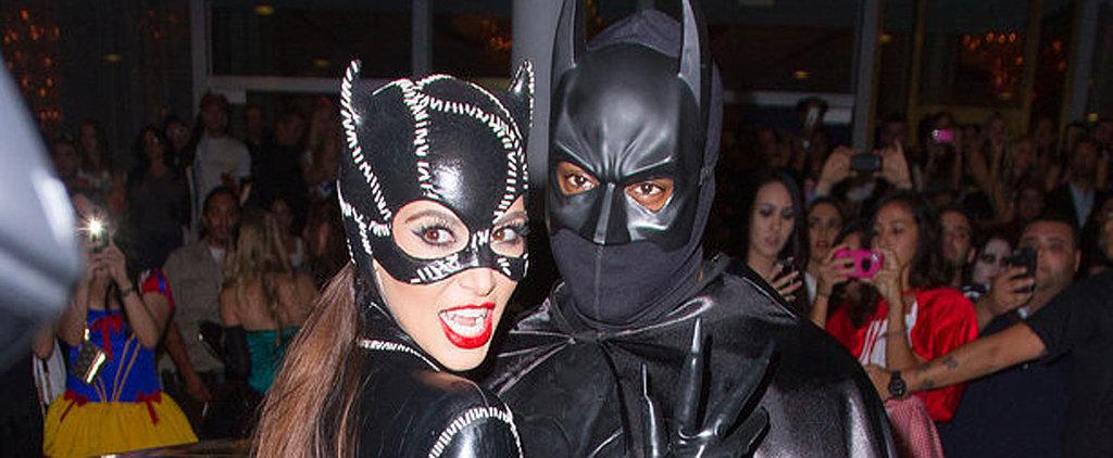 Look Back at Kim Kardashian's Sexiest Halloween Costumes