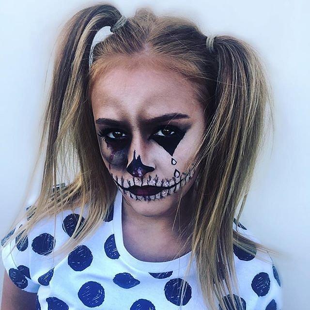 Skeleton Makeup | POPSUGAR Beauty Australia