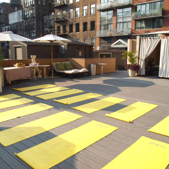 8 Rooftop Classes That Elevate Your Workout