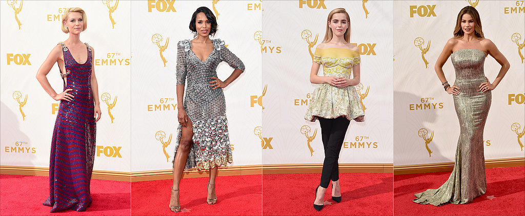 See Every Look From the Emmys Red Carpet