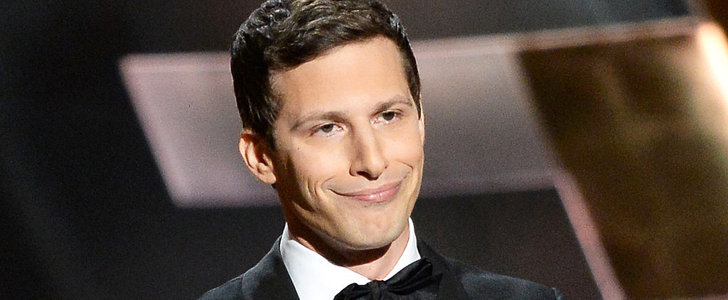 Andy Samberg Definitely Joked About THAT Girls Moment at the Emmys