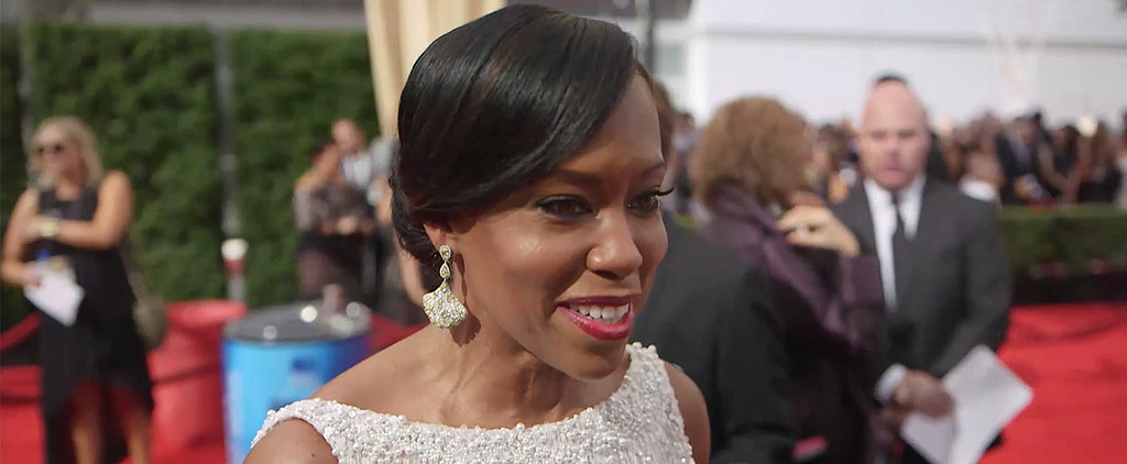 Act Fast! Stars Take Our Instant Acting Challenge on the Emmys Red Carpet