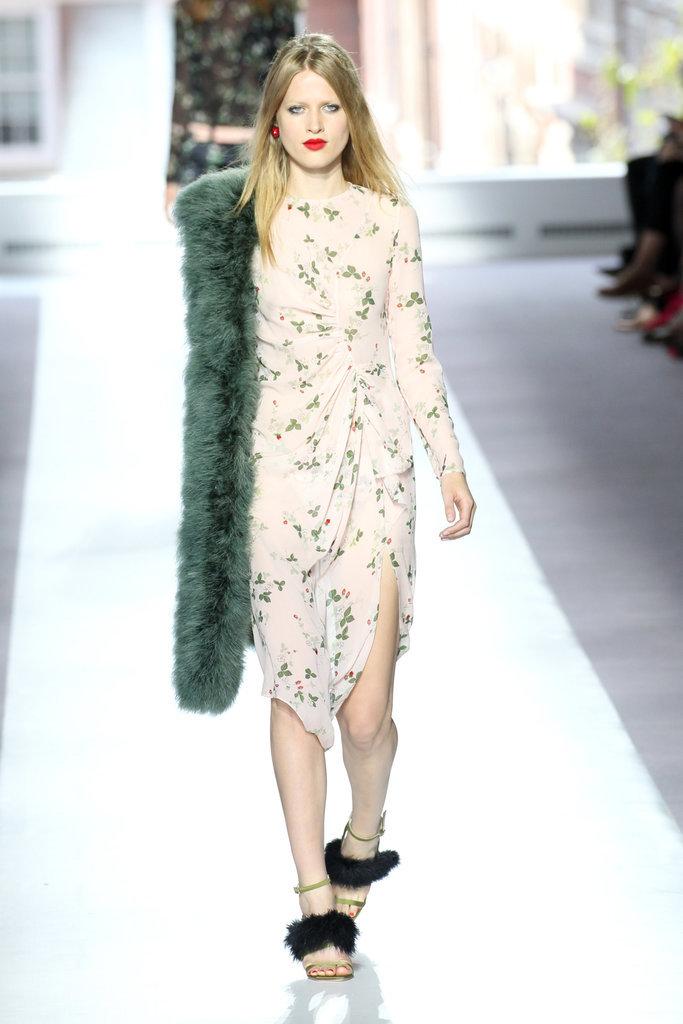 Topshop Unique Spring 2016 Show London Fashion Week Popsugar Fashion Uk