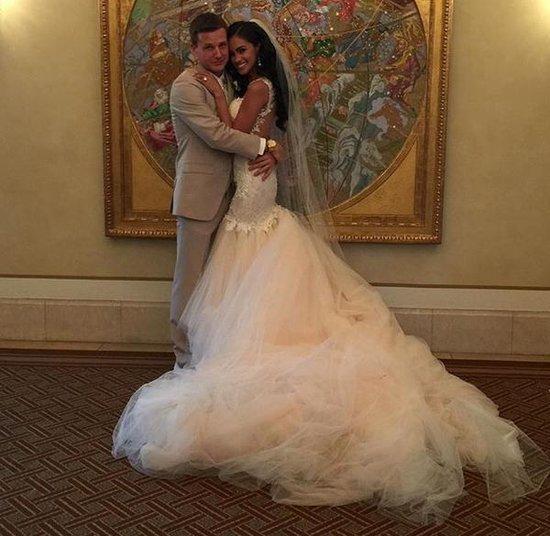 Rob Dyrdek Marries Bryiana Noelle 2015