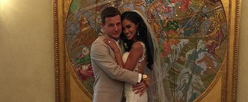 Rob Dyrdek Marries Bryiana Noelle 2015 | POPSUGAR Celebrity