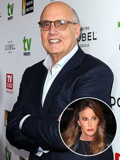Transparent's Jeffrey Tambor Applauds Caitlyn Jenner's 'Wonderful Light and Courage'