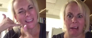 Mom Hilariously Embarrasses College Son For Not Calling Home