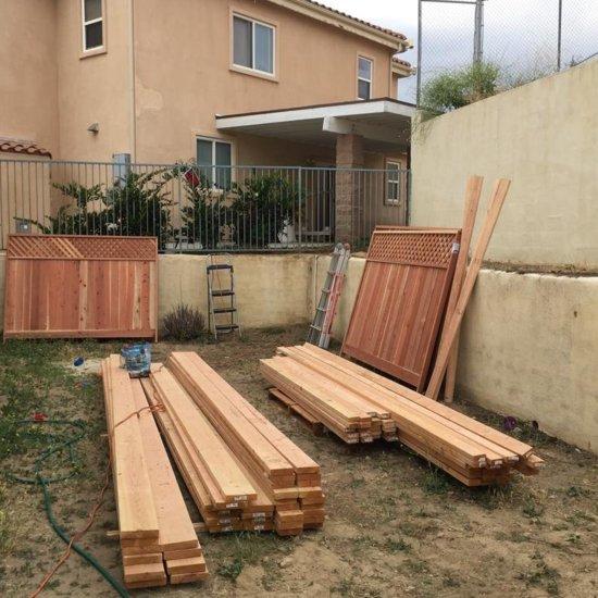 Backyard Renovation Time-Lapse