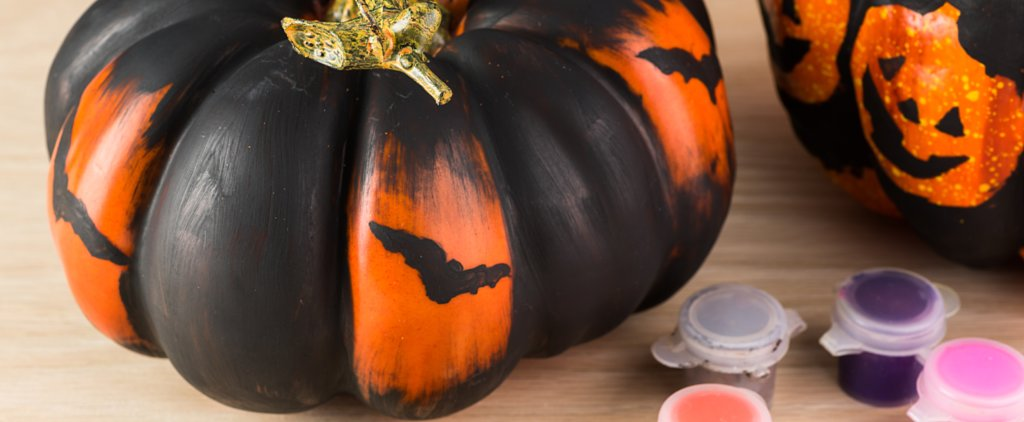 24 No-Carve Halloween Pumpkin Ideas