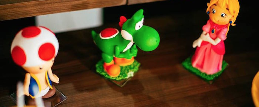 How to Throw Your Super Mario-Lover the Best Birthday Ever!