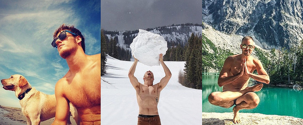 This Instagram Account of Ridiculously Hot Nature-Loving Guys Is SO GOOD