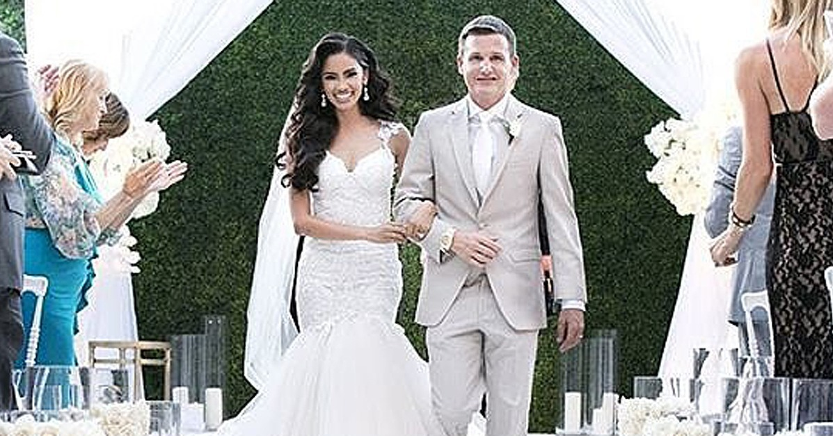 Rob Dyrdek and Bryiana Noelle Wedding Pictures | POPSUGAR ...