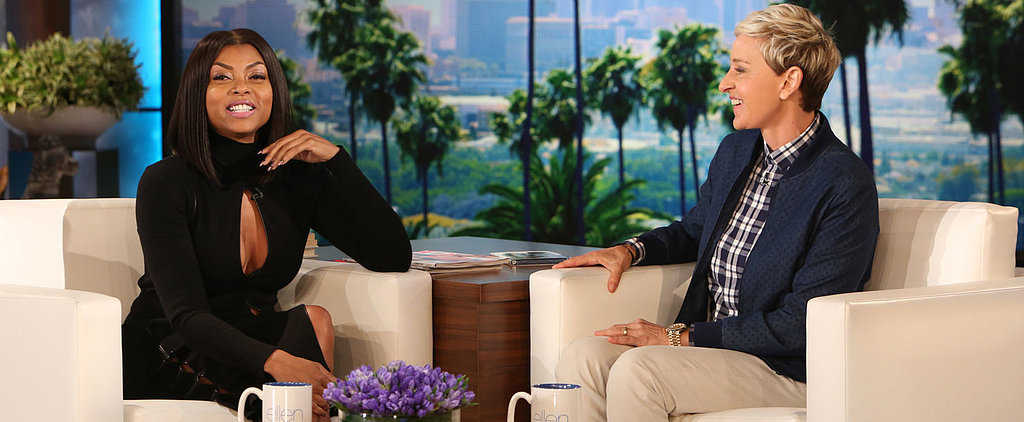 """Taraji P. Henson Talks About the History-Making Emmys: """"Let's Just Break This Barrier Down"""""""