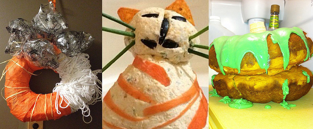 18 Halloween Pinterest Fails That Will Give You a Good Scare