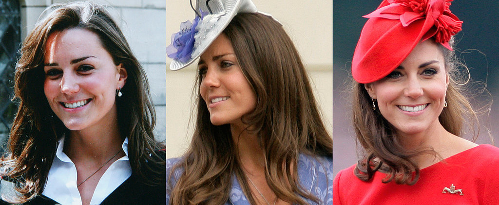 Look Back at 10 Years of Kate Middleton