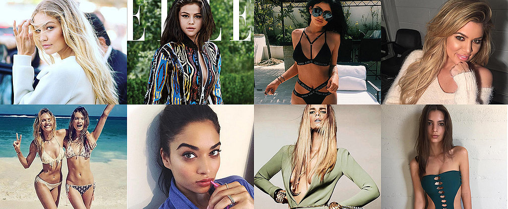 Candids: The 32 Prettiest Fashion and Beauty Instagram Pictures of the Week