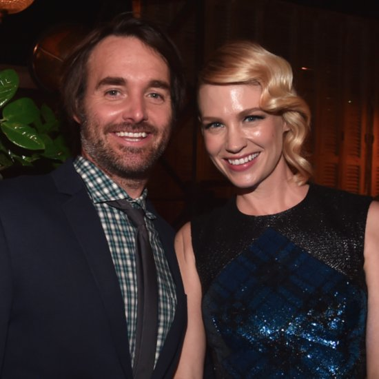 January Jones and Will Forte Call It Quits After 5 Months of Dating