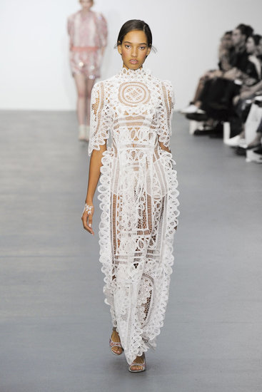 Best Bridal Looks and Dresses From London Fashion Week 2016