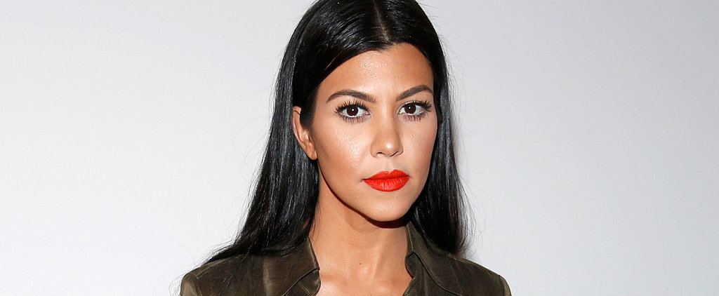 Kourtney Kardashian's Tweet Will Make You Feel Better About Being Single