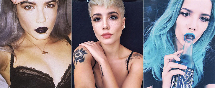 30 Reasons Halsey Is About to Be Your Biggest Beauty Crush