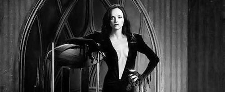 Here's Why People Are Freaking Out About This Christina Ricci Picture