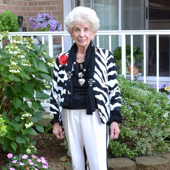 Style Lessons From a 92-Year-Old Woman