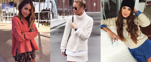 Skip the Jeans! Here Are 12 Fresh Ways to Wear Jumpers This Autumn