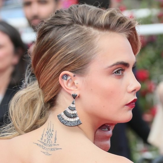 The Prettiest Model Tattoos