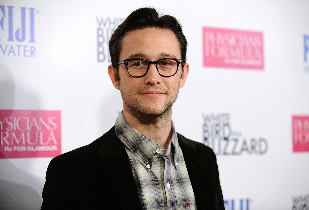 Yep, Glasses Just Work on Him