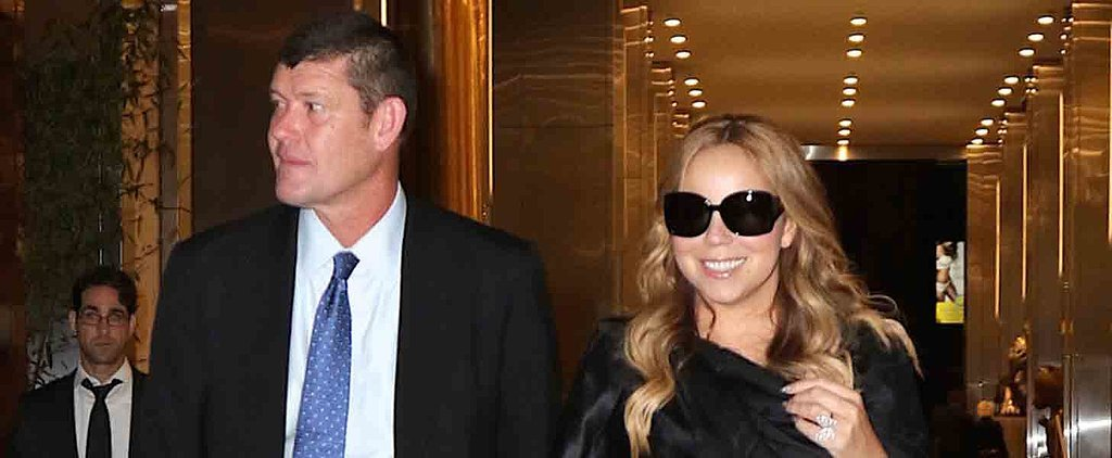 Mariah Carey's Date-Night Smile Is Positively Contagious