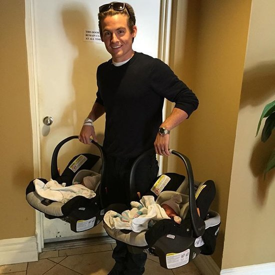 Pictures of Kevin Zegers's Babies on Instagram