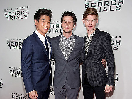 VIDEO: We Put Scorch Trials Stars Dylan O'Brien & Thomas Brodie-Sangster to the Test with a Trial of Our Own