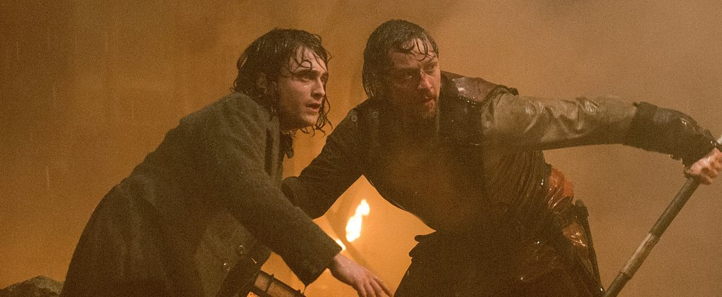 Exclusive: Daniel Radcliffe and James McAvoy Take Us Behind the Scenes of Victor Frankenstein