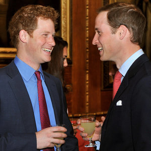 Hot Prince William and Prince Harry Pictures