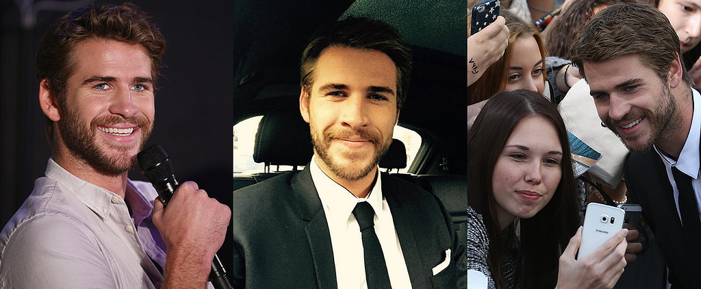 20 Pictures of Liam Hemsworth Looking Hot as Hell