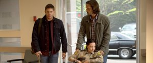 The Winchester Boys Are Back in the Supernatural Season 11 Premiere Pics