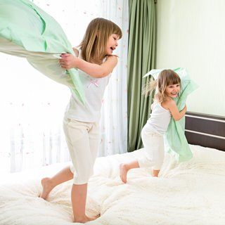 Why Kids Behave Badly When Their Mom Is Around