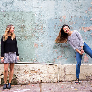 Katia and Vera of Nimble Activewear Profile