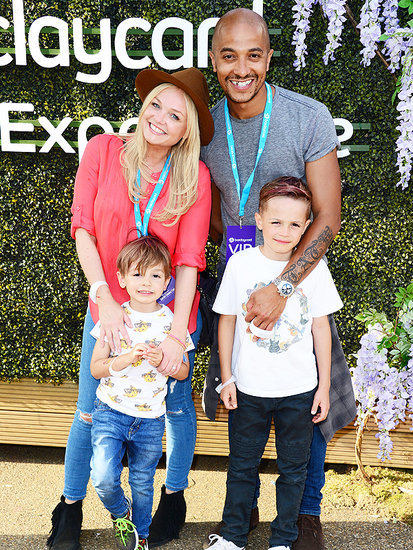 Emma Bunton Says Sons Call Her Group 'The Spicy Girls'