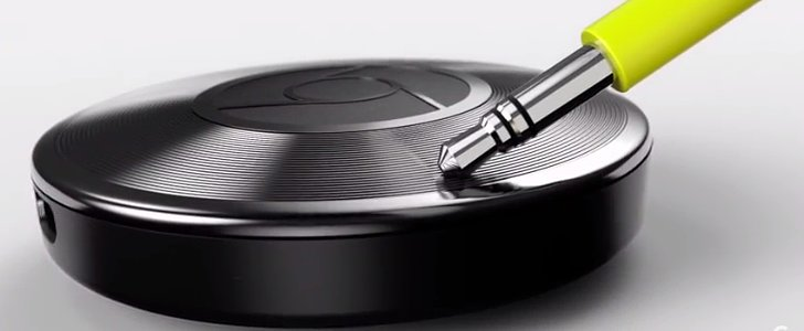The New Chromecast Audio Does Something Ridiculously Cool