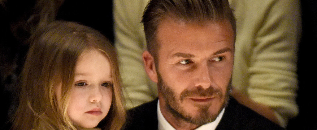 David Beckham Doesn't Have a Favorite Child, but One Gets Special Treatment