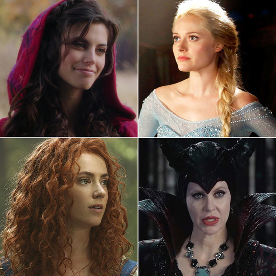 Once Upon a Time Beauty Looks