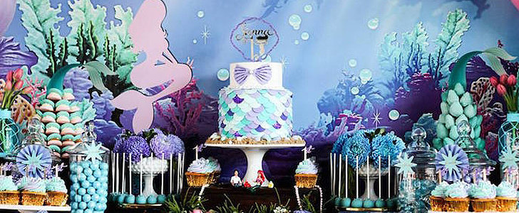 How to Throw an Under The Sea First Birthday Party