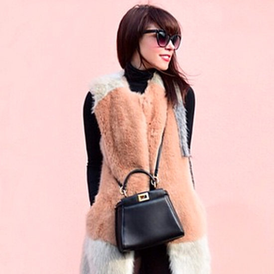 Fun Stylish Faux-Fur Coats and Jackets