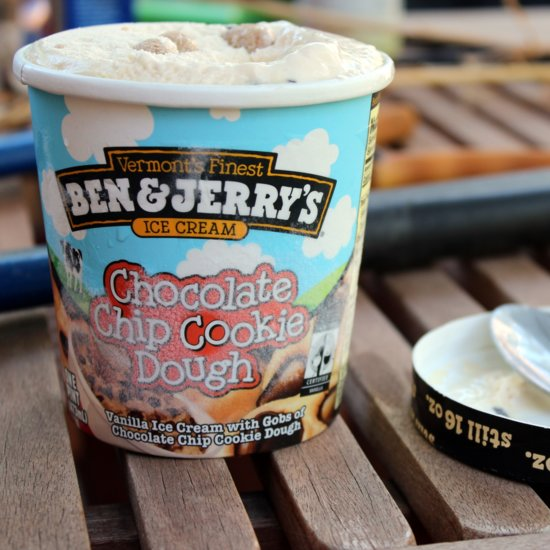 Ben and Jerry's Vegan Ice Cream