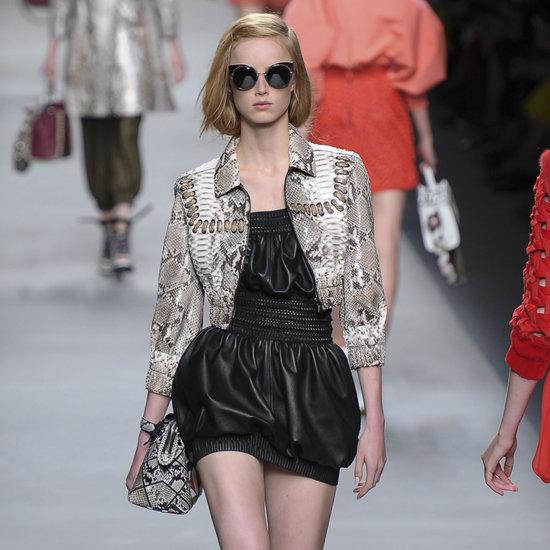 Milan Fashion Week Trends Spring 2016