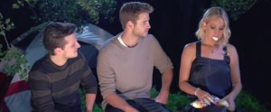 Jennifer, Josh, and Liam Bring the LOLs in This Truly Hysterical Interview